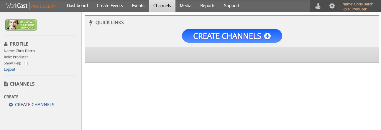what is a channel