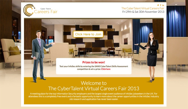 Job Fair conference
